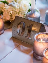 numero table mariage mariage industriel la grande tendance de 2016 save the deco