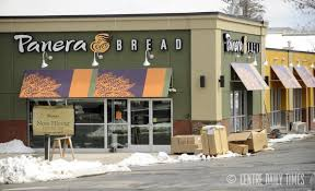 panera bread as we bring fireworks to a town that