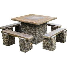picnic table seat cushions fleetm patio chairs furniture lawn garden at mills n table chair