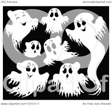 vector ghosts royalty free rf clipart of ghosts illustrations vector