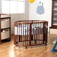 stokke bedding set baby cribs unique baby furniture design ideas