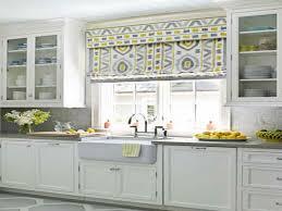 Kitchen Sink Window Treatments - kitchen blinds ideas unique kitchen sink window treatments unique