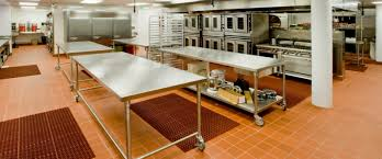 Commercial Kitchen Flooring Options Facility Floor Safety Is For Business Suregrip Kitchen