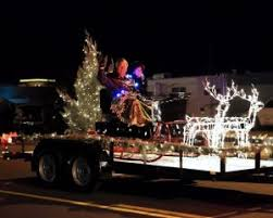 Tucson Parade Of Lights 59th Annual Christmas Light Parade Sierra Vista Arizona