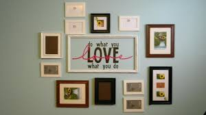 hanging picture frames ideas wall photos frames ideas walls ideas