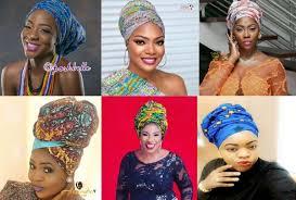 Video Tutorial Turban Style   how to tie ankara turban style gele headwrap video tutorial and