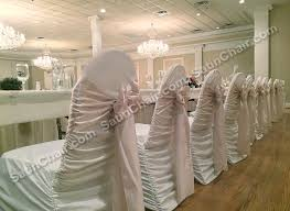 Ruched Chair Covers The Abbington Banquets Glen Ellyn Il U2013 Rent Chair Covers Backdrop