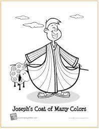 joseph u0027s coat colors free coloring http