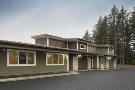 usf u0026 ws kodiak national wildlife refuge staff housing triplex