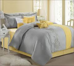 Yellow And Grey Bed Set Gray Yellow And White Chevron Bedding And Pillow