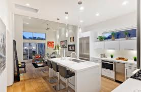 Interior Design Modern Kitchen Maplewood Modern Kitchen Los Angeles By American Coastal
