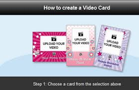 moonpig offers video enabled greetings cards