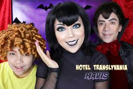 hotel transylvania mavis makeup tutorial youtube
