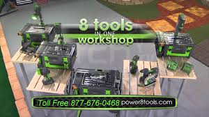 Woodworking Power Tools India by Power8 Workshop The Worlds Only Complete Cordless And Portable
