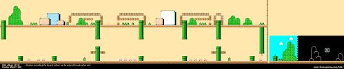 Super Mario Bros 3 Maps Tmk Lost Bytes Super Mario Bros 3