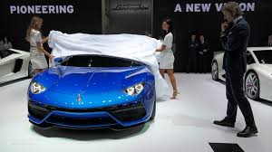 lamborghini asterion white lamborghini asterion silences paris but will they build it live