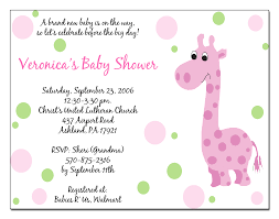 Babyshower Invitation Card Baby Shower E Invitations Dhavalthakur Com