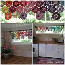 Free Curtain Patterns The 25 Best Crochet Curtain Pattern Ideas On Pinterest Crochet
