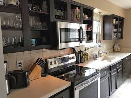 java gel stain cabinets design ideas featuring upcycled kitchen and bath general finishes