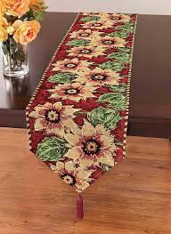 laurelhurst craftsman bungalow dining room table runners