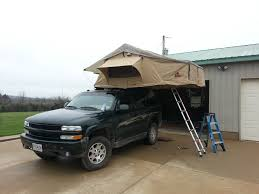 jeep camping ideas roof top tent z71tahoe suburban com tahoe mod ideas
