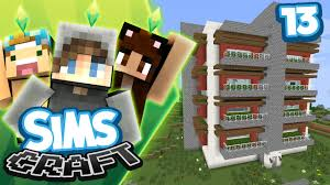 Cute Apartments by Super Cute Apartments Simscraft Ep 13 Youtube
