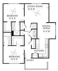 interior design 19 two bedroom apartment floor plans interior