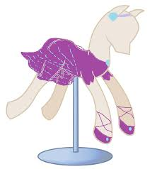 amethyst star u0027s gala dress by pony luver101 on deviantart