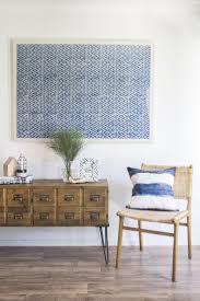 Hanging A Frame by Best 25 Framed Fabric Ideas On Pinterest Framed Fabric Art