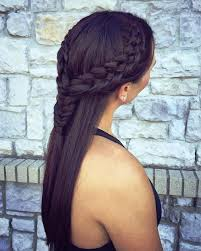 hair braid across back of head 30 elegant french braid hairstyles