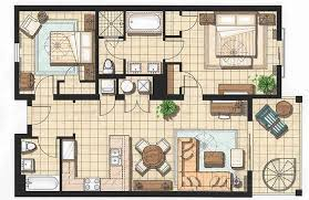 Eaton Center Floor Plan Floor Plan For 2 Bedroom Presidential Suite This Accurately