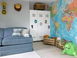 Ways To Use Metal Lockers In Kids Rooms Storage KidSpace - Kids room lockers