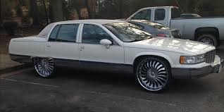 lexus coupe on 24s cadillac fleetwood coupe 2d view all cadillac fleetwood coupe 2d