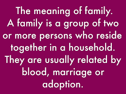 Meaning Of Pink Family Structures By Abbie Peters