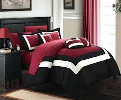 dark coloured duvet covers endearing red orange color design of
