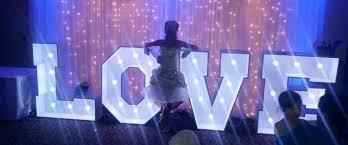 wedding backdrop hire northtonshire wedding lighting hire wedding dj hire