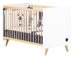 chambre bébé sauthon lit bébé oslo de sauthon lit bébé design moderne chic épuré le