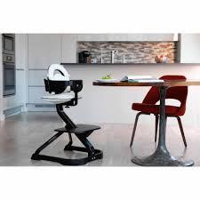 Svan Chair Svan Signet Luxe High Chair Cushion Cream With Chocolate Piping