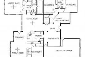 one story open house plans one story floor plans one story open floor house plans open floor