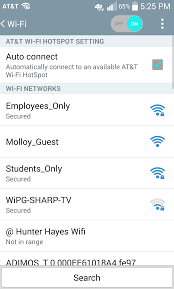 Hunter Student Help Desk by Molloy College Employee And Student Wifi Setup For Mobile Devices