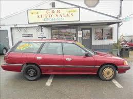 burgundy subaru legacy subaru legacy for sale in lynnwood wa carsforsale com