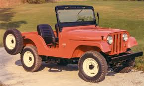 orange jeep cj jeep a brief history autonxt