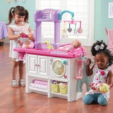 Changing Table With Sink Doll Furniture Nursery High Chair Changing Table Sink Play