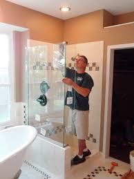 frameless shower doors and 24 hour shower door repairs