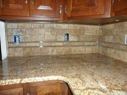 travertine kitchen backsplash travertine tile backsplash travertine tile backsplash ceramictec
