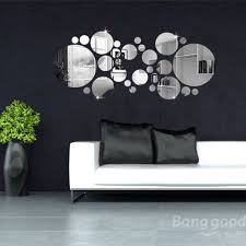 home decor wall mirrors wall home interior design ideas