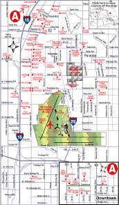 Downtown Las Vegas Map by Mapas De Las Vegas U2013 Usa Mapasblog