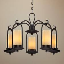 Candle Chandelier Lighting Diy Candle Chandelier Best Home Decor Ideas Beautiful And