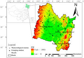 Rivers In China Map Water Free Full Text Assessing Climate Change Impacts On Water