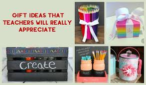 gift ideas that actually benefit teachers